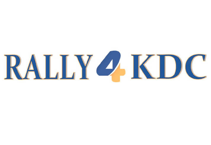 Rally4KDC logo
